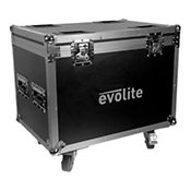 EvoliteEvo Wash 740z Strip Flightcase 2in1